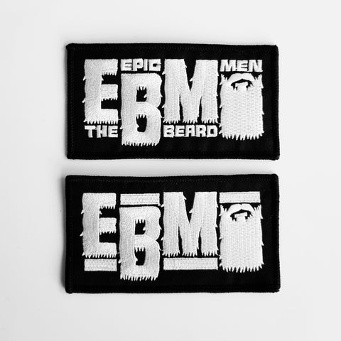 EPIC BEARD MEN Patch - 2 PACK