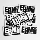 EPIC BEARD MEN Stickers - 10 Pack
