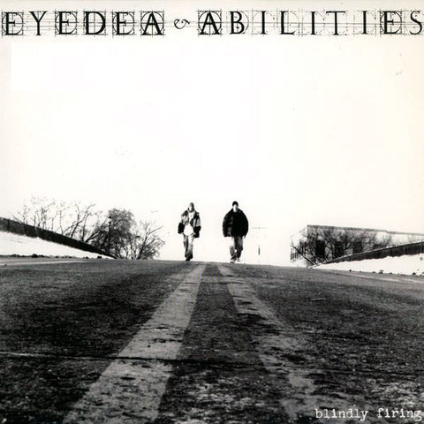 Eyedea & Abilities - Blindly Firing 12-Inch VINYL Single