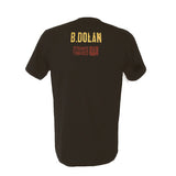 "B. Dolan ""Fallen House Sunken City"" Brown T-Shirt"