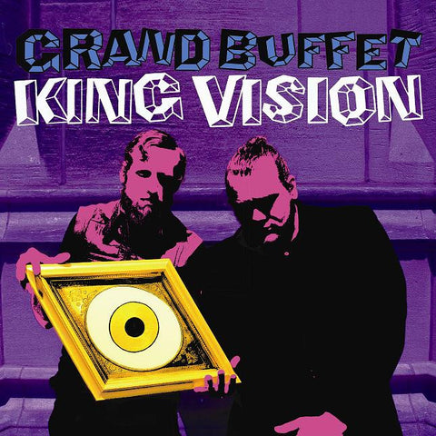 Grand Buffet - King Vision CD