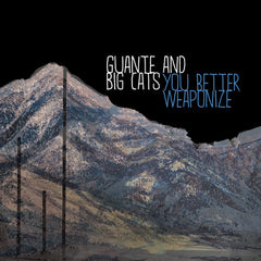 Guante & Big Cats - You Better Weaponize SIGNED CD