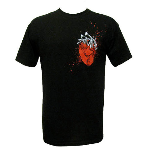 "Sage Francis MEN's ""Heart"" T-Shirt"