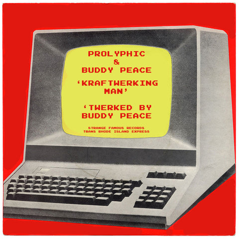 Prolyphic & Buddy Peace - Kraftwerking Man (Remix LP) FREE MP3 Download