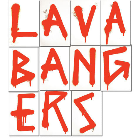 Lazerbeak - Lavabangers CD