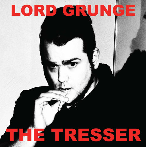 Lord Grunge - The Tresser SIGNED CD