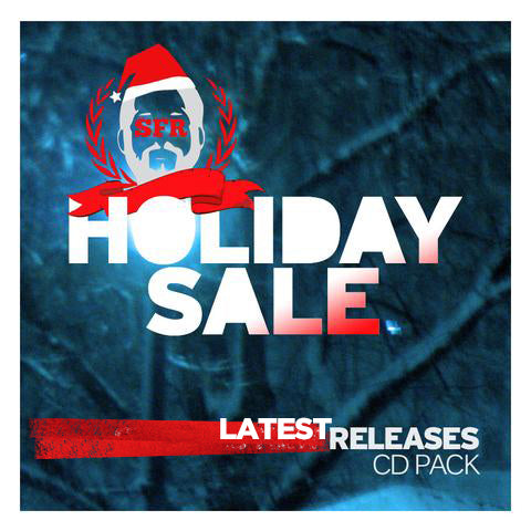 SFR Latest Releases Holiday Sale CD PACK