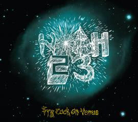 Noah 23 - Fry Cook On Venus CD