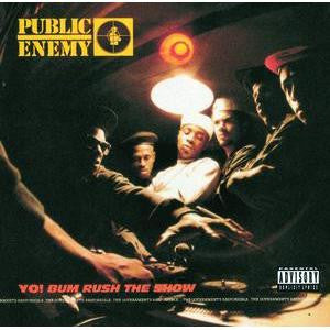Public Enemy - Yo! Bum Rush The Show CD