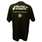 "Prolyphic & Reanimator ""Ugly Truth"" Brown T-Shirt"