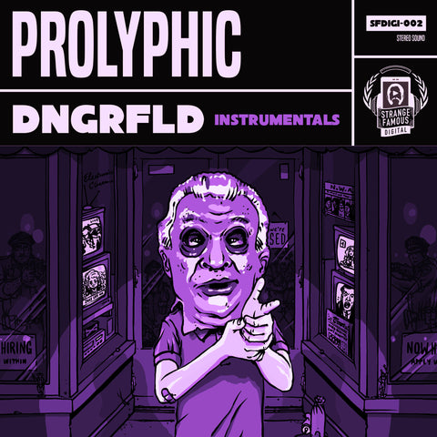 Prolyphic - DNGRFLD Instrumentals MP3 Download