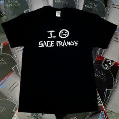 "Sage Francis MEN's ""Personal Journals Anniversary"" T-Shirt"