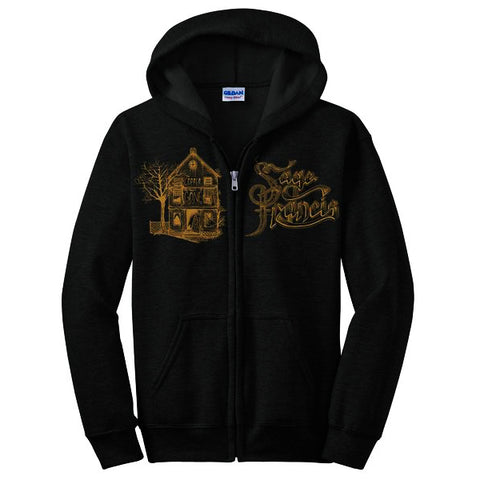 "Sage Francis ""Copper Gone"" ZIP HOODIE+CD Pack"