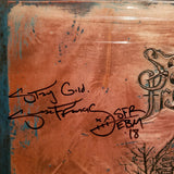 "Sage Francis ""Copper Gone"" Signed GOLD VINYL (UK Edition)"