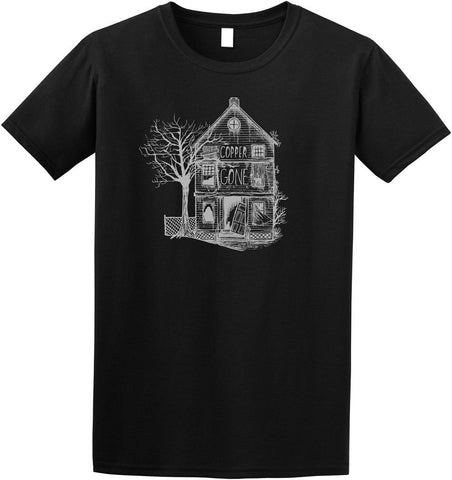"Sage Francis ""Copper Gone"" HOUSE T-Shirt"