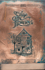 "Sage Francis ""Copper Gone"" 11x17 Poster"