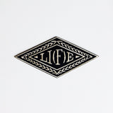 "Sage Francis ""LI(F)E"" 4-Inch Patch - 4 PACK"