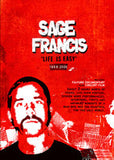 Sage Francis - Life Is Easy DVD