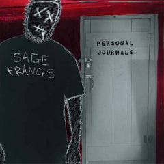 Sage Francis - Personal Journals CD