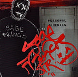 Sage Francis - Personal Journals SIGNED CD