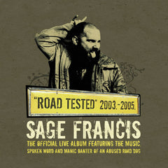 Sage Francis - Road Tested MP3 Download