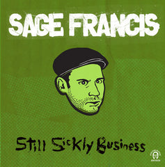 Sage Francis - Still Sickly Business SIGNED CD RARE!