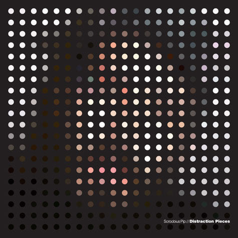 Scroobius Pip - Distraction Pieces CD