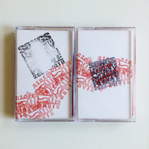 Storm Davis - Songs I Made with Poorly Drawn People 2-TAPE+CD Set