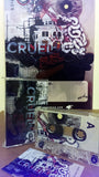 Seez Mics - Cruel Fuel SIGNED CD+Cassette+Extras