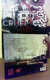 Seez Mics - Cruel Fuel SIGNED CD