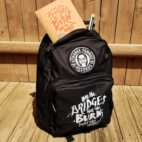 SFR BACKPACK + Winter Break Survival 8-Pack