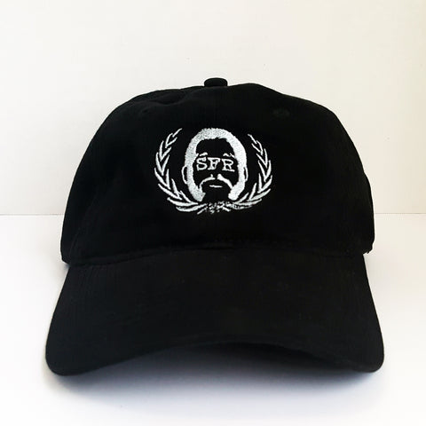 SFR Logo BLACK Dad Hat