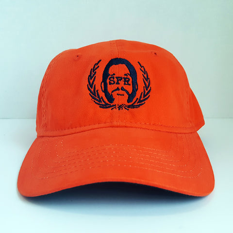 SFR Logo ORANGE Dad Hat