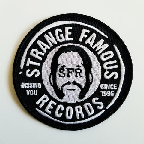 SFR 'Dissing You Since 1996' 4-Inch PATCH