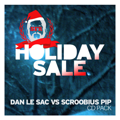 dan le sac Vs Scroobius Pip Holiday Sale CD Pack
