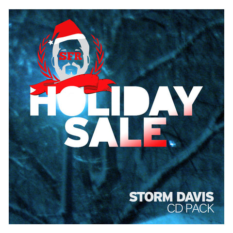 Storm Davis Holiday Sale CD Pack