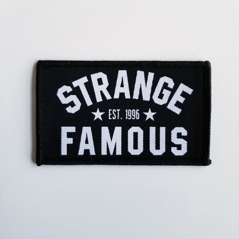 SFR Arch Logo PATCH - BLACK