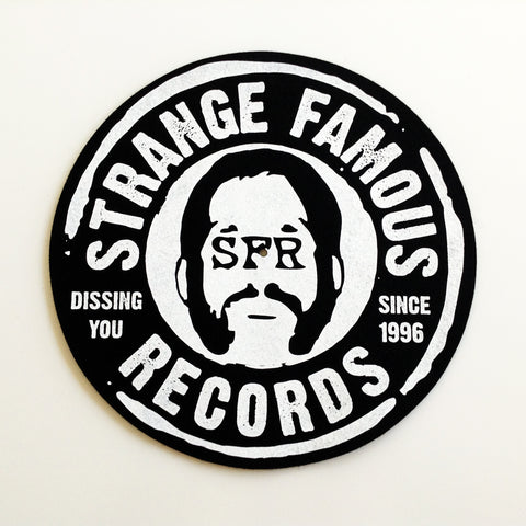SFR Slipmat - BLACK
