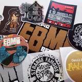 SFR Stickers - 10 PACK