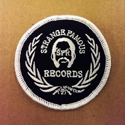 SFR Circle Logo Embroidered Patch