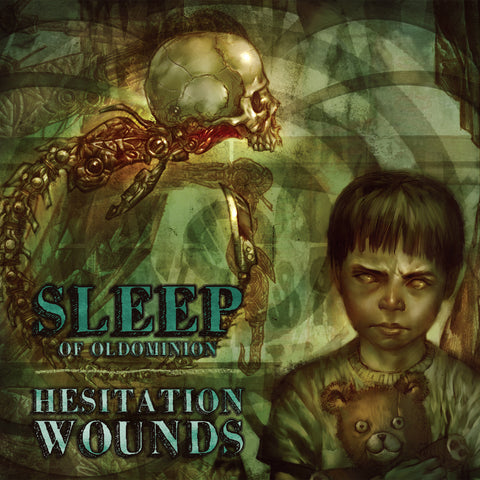 Sleep - Hesitation Wounds CD + INSTANT MP3