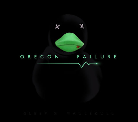 Sleep - Oregon Failure SIGNED CD