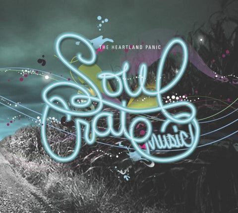 Soulcrate Music - The Heartland Panic CD