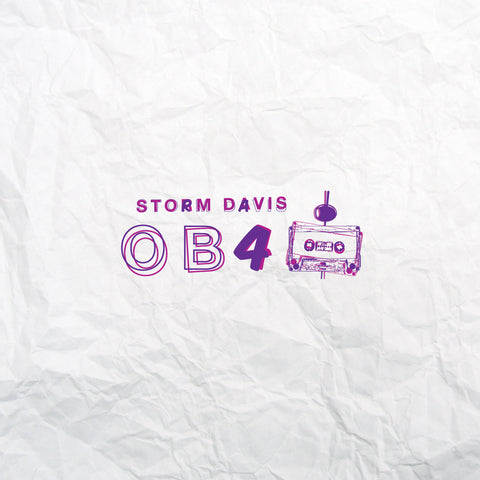 "Storm Davis - ""Only Built 4 Cuban Sandwiches"" SIGNED CD + EXTRAS"