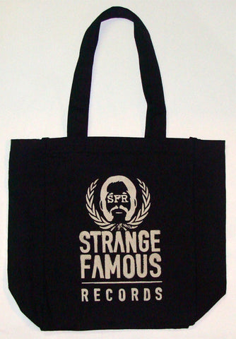 SFR Tote Bag - Black