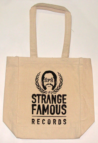 SFR Tote Bag - Tan