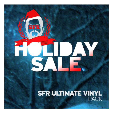 SFR Holiday Sale Vinyl Pack