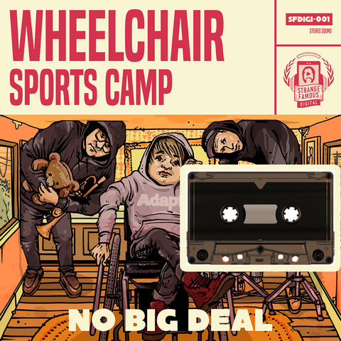 Wheelchair Sports Camp - No Big Deal CASSETTE