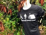 Wheelchair Sports Camp T-Shirt