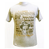 "Cecil Otter MEN's ""Rebel Yellow"" T-Shirt"